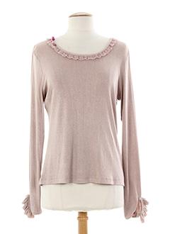 ALL BEAUTIFUL T-shirt / Top ROSE Top FEMME (photo)