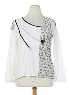 ALL BEAUTIFUL T-shirt / Top BEIGE Manche longue FEMME (photo)