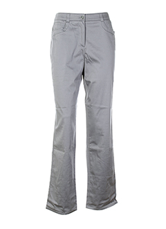 GERRY WEBER Pantalon GRIS Pantalon décontracté FEMME (photo)