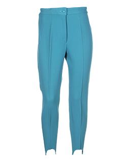 LUCCHINI Pantalon VERT Legging FEMME (photo)
