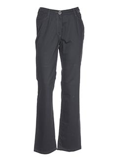 EUGEN KLEIN Pantalon GRIS Pantalon décontracté FEMME (photo)