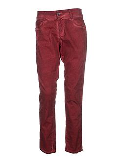 R 867 Pantalon ROUGE Pantalon décontracté FEMME (photo)