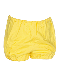 CACHAREL Lingerie JAUNE Slips/Culotte FILLE (photo)