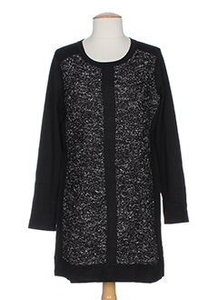 GERRY WEBER Pull NOIR Pull-tunique FEMME (photo)