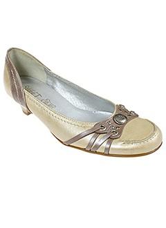 SWEET Chaussure BEIGE Ville FEMME (photo)