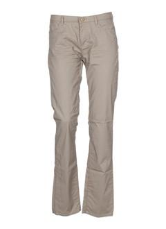 CKS Pantalon BEIGE Pantalon décontracté FEMME (photo)