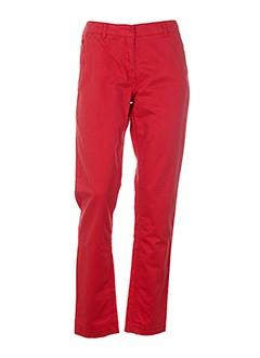 TOMMY HILFIGER Pantalon ROUGE Pantalon décontracté FEMME (photo)