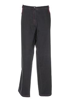 SOMMERMANN Pantalon GRIS Pantalon décontracté FEMME (photo)