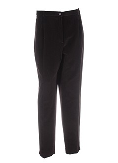 BRUNO SAINT HILAIRE Pantalon MARRON Pantalon décontracté FEMME (photo)