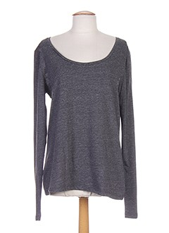 ROXY GIRL T-shirt / Top GRIS Top FEMME (photo)