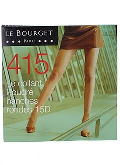 LE BOURGET Lingerie GRIS Bas/Collant FEMME (photo)