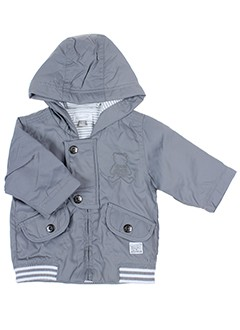 ABSORBA Manteaux GRIS Blouson GARCON (photo)