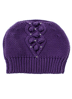 3 POMMES Accessoire VIOLET Chapeaux/Bonnet FILLE (photo)