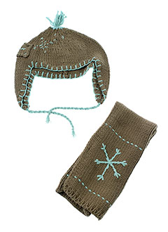 3 POMMES Accessoire MARRON Chapeaux/Bonnet FILLE (photo)