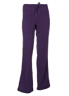 BANANA MOON Pantalon VIOLET Pantalon décontracté FEMME (photo)