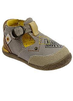BABYBOTTE Chaussure GRIS Ville GARCON (photo)