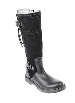 BILL TORNADE Chaussure NOIR Botte FILLE (photo)