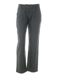 BANANA MOON Pantalon GRIS Pantalon décontracté FEMME (photo)