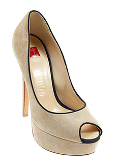 BALLIN Chaussure BEIGE Escarpin FEMME