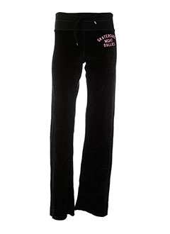 FRANKLIN MARSHALL Pantalon NOIR Jogging FEMME (photo)