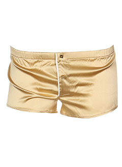 MIKE SWEETMAN Lingerie JAUNE Shortys/Boxer HOMME (photo)