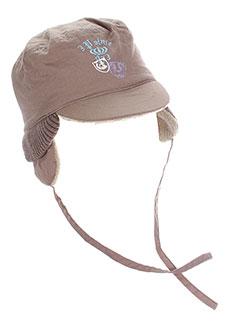 3 POMMES Accessoire BEIGE Chapeaux/Bonnet GARCON (photo)