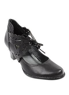 SWEET Chaussure NOIR Ville FEMME (photo)