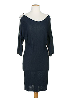 MISS SIXTY Robe BLEU Robe mi-longue FEMME (photo)
