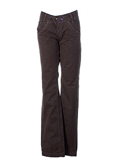 MISS SIXTY Pantalon MARRON Pantalon décontracté FEMME (photo)