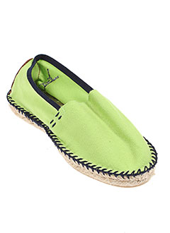 ESPARTINE Chaussure VERT Espadrille UNISEXE (photo)