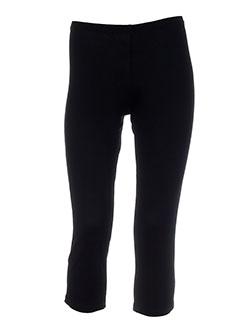 DIDIER PARAKIAN Pantalon NOIR Legging FEMME (photo)