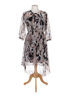 SINEQUANONE Robe BEIGE Robe mi-longue FEMME (photo)