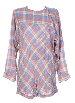 ISABEL MARANT Combinaison ROSE Combi-short FEMME (photo)