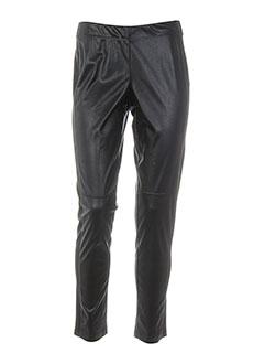 SOMMERMANN Pantalon NOIR Legging FEMME (photo)