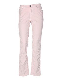 CERRUTI 1881 Pantalon ROSE Pantalon décontracté FEMME (photo)