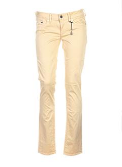 G STAR Pantalon BEIGE Pantalon décontracté FEMME (photo)