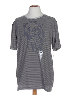 MISS SIXTY T-shirt / Top GRIS Manche courte FEMME (photo)
