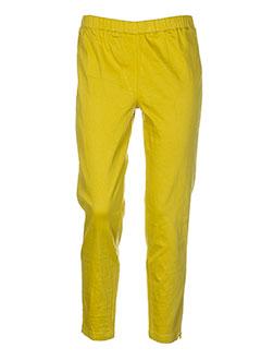 THE MASAI CLOTHING COMPANY Pantalon JAUNE Pantalon décontracté FEMME (photo)