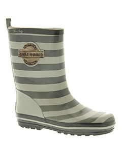 BE ONLY Chaussure GRIS Botte ENFANT (photo)