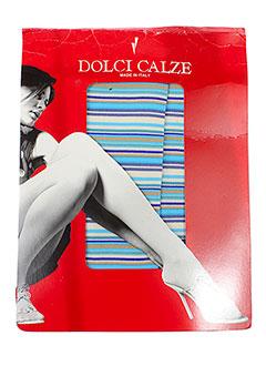 DOLCI CALZE Lingerie BLEU Bas/Collant FEMME (photo)
