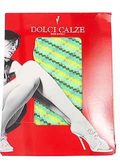 DOLCI CALZE Lingerie VERT Bas/Collant FEMME (photo)