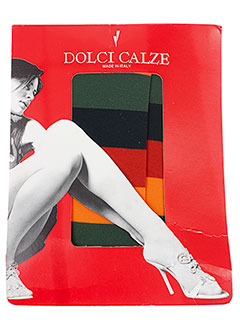 DOLCI CALZE Lingerie ORANGE Bas/Collant FEMME (photo)