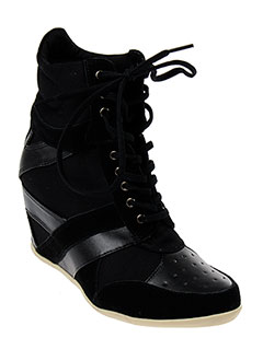 KAPORAL Chaussure NOIR Ville FEMME (photo)