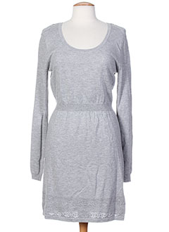ROXY GIRL Robe GRIS Robe pull FEMME (photo)