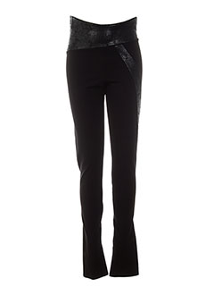 SAVE THE QUEEN Pantalon NOIR Legging FEMME (photo)