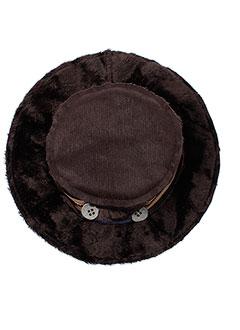 ALL BEAUTIFUL Accessoire MARRON Chapeaux/Bonnet FEMME (photo)