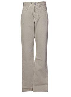 BIG STAR Pantalon GRIS Pantalon décontracté HOMME (photo)