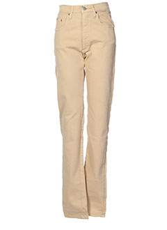 BIG STAR Pantalon BEIGE Pantalon décontracté FEMME (photo)