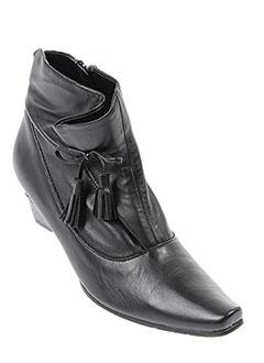 SWEET Chaussure NOIR Boot FEMME (photo)