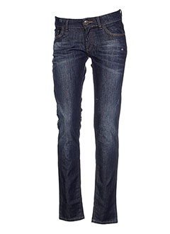 PHARD Jean BLEU Jean coupe slim FEMME (photo)